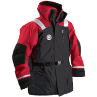 First Watch AC-1100 Flotation Coat - Red\/Black - X-Large