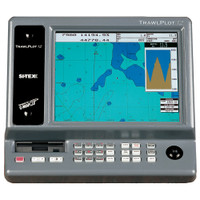 SI-TEX TRAWLPLOT 12 SD Color Chartplotter w\/WAAS Receiver