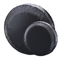 """C.E. Smith 14"""" Spare Tire Cover - Black"""