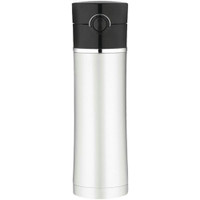 Thermos Sipp Vacuum Insulated Drink Bottle - 16 oz. - Stainless Steel\/Black