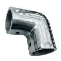 "Whitecap 1"" O.D. 90 Degree SS Elbow"