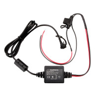 Garmin Motorcycle Power Cord f\/zmo 350LM