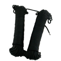 TACO Black Dacron Outrigger Line - 100' - Black