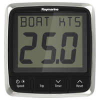 Raymarine i50 Speed Display System w\/Thru-Hull Transducer