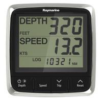 Raymarine i50 Tridata Display System w\/Thru-Hull Transducer
