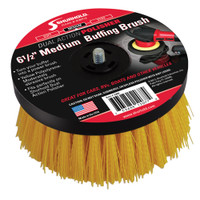 "Shurhold 6-1\/2"" Medium Brush f\/Dual Action Polisher"