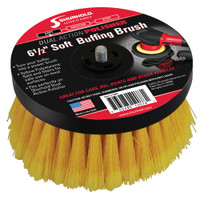 "Shurhold 6-1\/2"" Soft Brush f\/Dual Action Polisher"