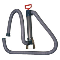 Beckson Thirsy-Mate High Capacity Super Pump w\/4' Intake, 6' Outlet
