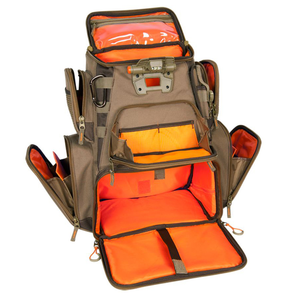 Wild River Nomad Lighted Tackle Backpack W O Trays