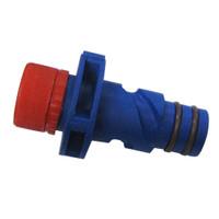 Johnson Pump Threaded Blue Insert f\/61121, 61122