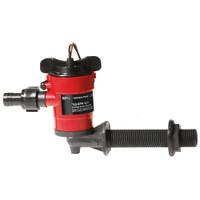 Johnson Pump Cartridge Aerator 750 GPH 90 Degree Intake - 12V