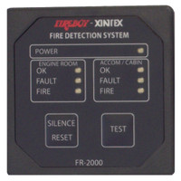 Xintex 2 Zone Fire Detection & Alarm Panel
