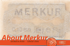 Click for more about Merkur Solingen