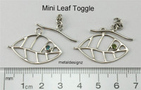 Mini Leaf Toggle