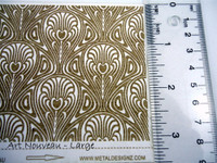 Laser Cut Texture Paper -Art Nouveau