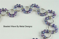 Beaded Wave Bracelet Kit