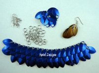 Scalemail Bracelet and Earring Kit