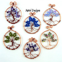 Tree of Life Necklace Kit