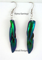 Elytra Earrings