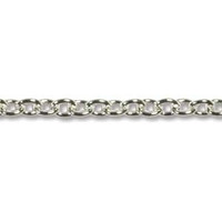 1.77MM CABLE CHAIN SILVER