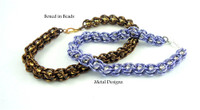 Boxed in Beads Bracelet