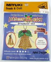 Miyuki Mascot Bead Kit - Bell
