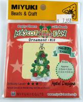 Miyuki Mascot Bead Kit - Christmas Tree