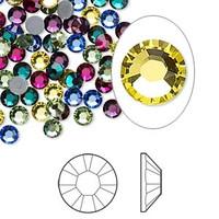 Swarovski hotfix crystal rhinestone 4mm