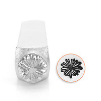 Daisy - 9.5mm - ImpressArt Stamps