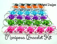 Mariposa Bracelet Kit - Guest Designer Rustic Canuck