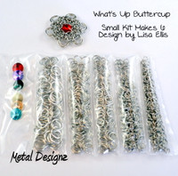 Whats Up Buttercup - Small Kit - makes 6 pieces - No Tutorial Included