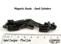Magnetic Beads - CLEARANCE - Small Cylinder