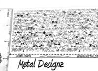 Laser Cut Texture Paper - Cats