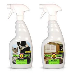 Nomoflea™ Flea Spray Bundle 24 oz.
