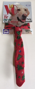 Christmas Dog Tie Collar Cover W/packaging