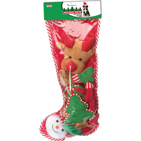 Toy Filled Dog Stocking