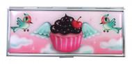 Fluff's Cupcake Heaven Case Original artwork by Claudette Barjoud