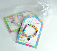 Each girl's youth bracelet comes beautifully packaged; ready for giving!