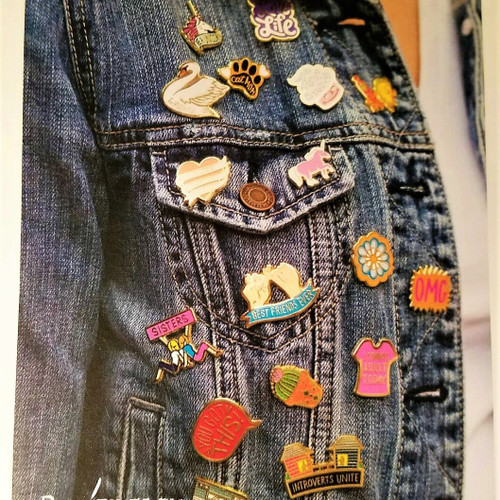LOL Pins From Primitives By Kathy - You'll find one to make you smile!