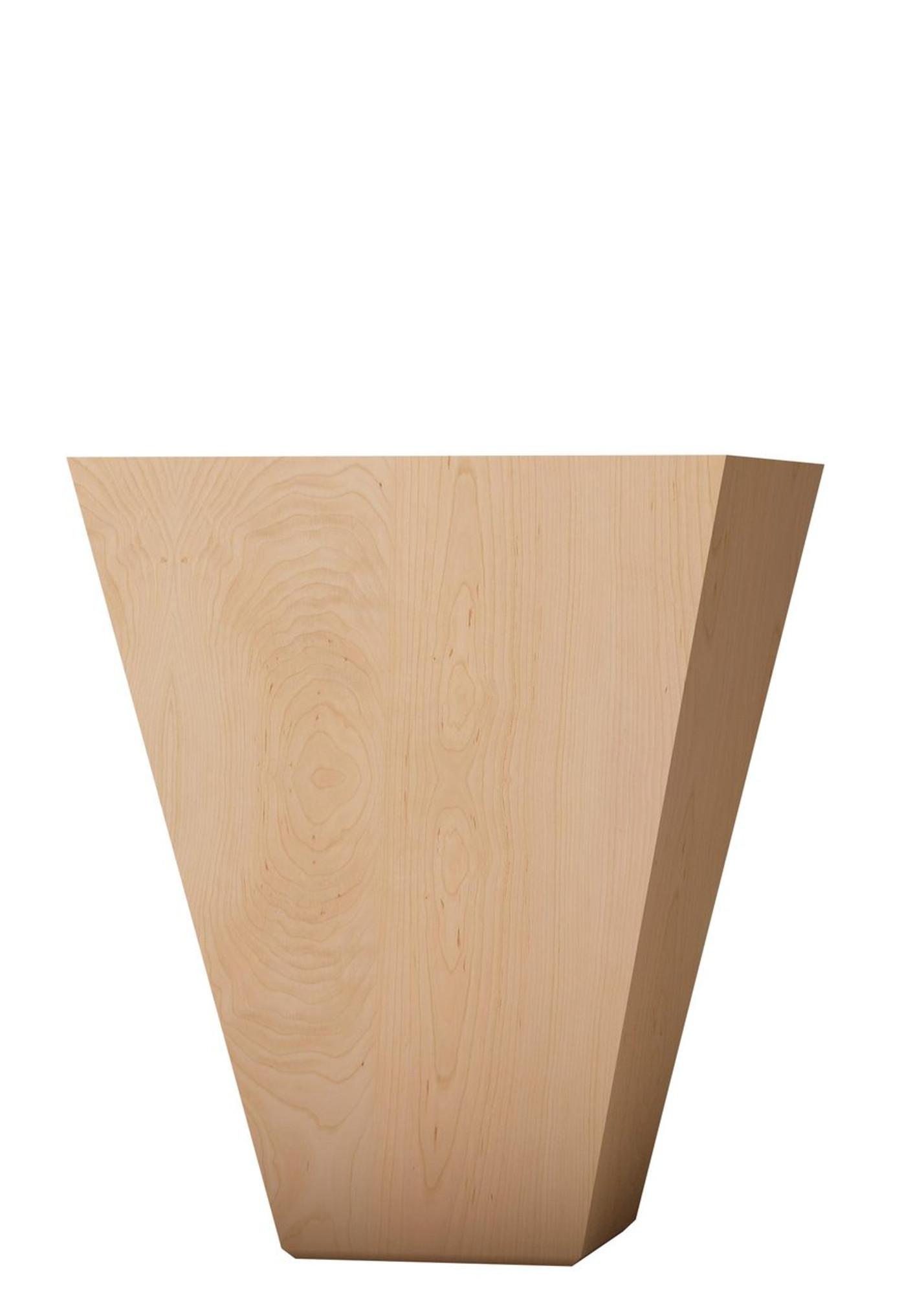 Medium Dallas Furniture Foot 4. Shop for Wooden Furniture Feet  Bun Feet    Sofa Legs   TableLegs com