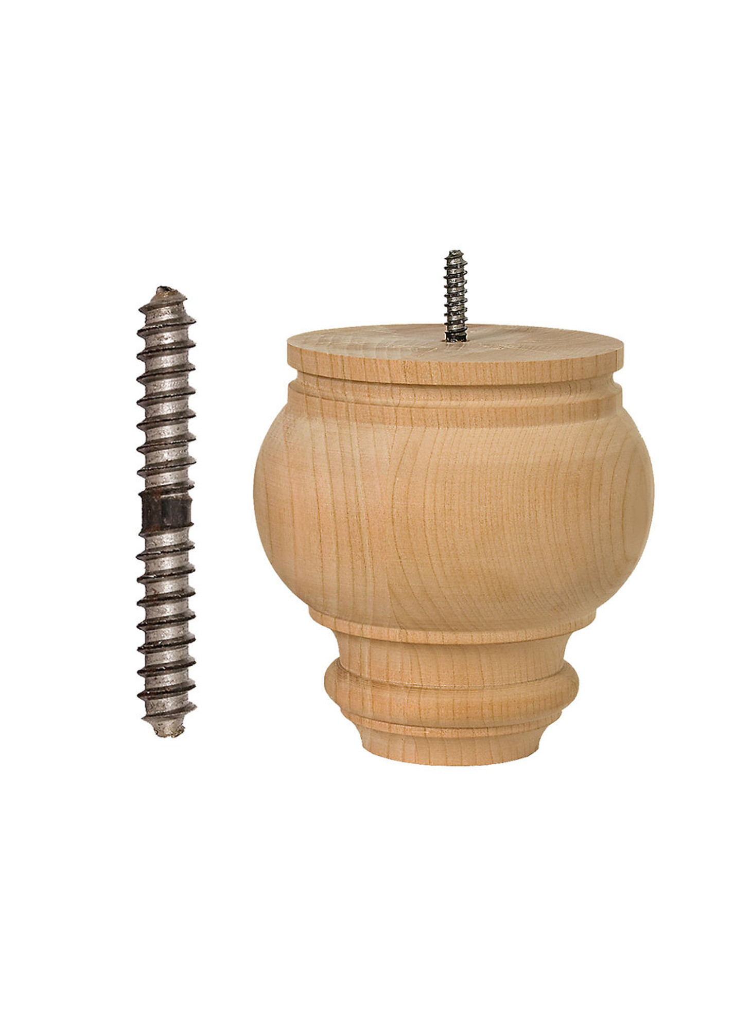 Furniture Foot Dowel Screw Tablelegs Com