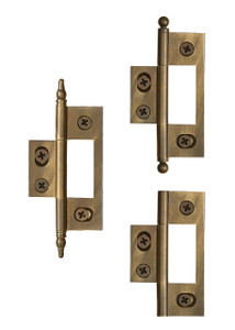 Non-Mortised Cabinet Hinges  2 1/2""