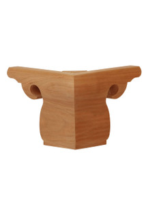 Chippendale Ogee Bracket Front Foot