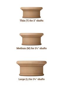 Capitals for Modular Columns