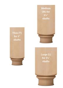 Modular Column Capitals with Blocks