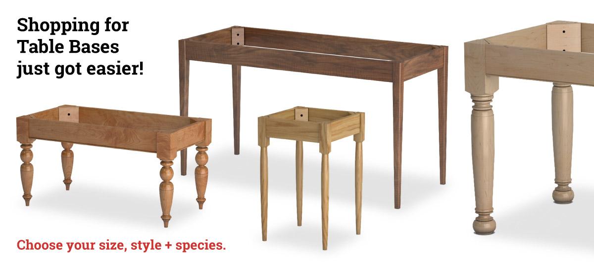 TableLegs - Because Design Matters