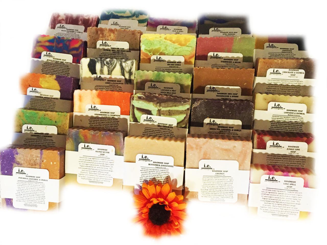 Handmade Soap I E Spa Indulgences Llc