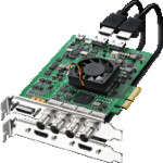 Blackmagic Design DeckLink 4K Extreme SDI PCIe Card