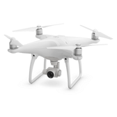 DJI Phantom 4 Drone with Integrated 4K-UHD Stabilised Camera