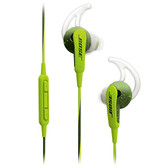BOSE SoundSport® APPLE in-ear headphones - energy green